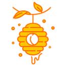 Bea Hive Icon